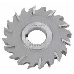 Freza disc STAS 2215 DIN 885 HSS