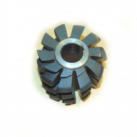 Freze melc pentru roti de lant cu profil nerectificat STAS 8846